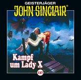 Kampf um Lady X / Geisterjäger John Sinclair Bd.137 (1 Audio-CD)