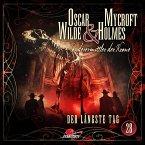Der längste Tag / Oscar Wilde & Mycroft Holmes Bd.28 (1 Audio-CD)