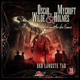 Oscar Wilde & Mycroft Holmes - Der längste Tag, Audio-CD