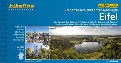 Bahntrassen- und Fluss-Radwege Eifel