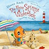 Ausflug ans Meer / Die kleine Spinne Widerlich Bd.6 (Mini-Ausgabe)