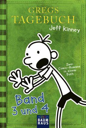 Band 3 und 4 / Gregs Tagebuch Bd.3