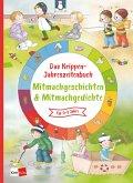 Krippen-Jahreszeitenbuch Mitmachgeschichten/Mitmachgedichte