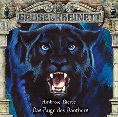 Das Auge des Panthers / Gruselkabinett Bd.157 (1 Audio-CD) - Bierce, Ambrose