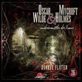 Oscar Wilde & Mycroft Holmes - Dunkle Fluten, Audio-CD