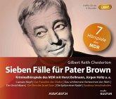 Sieben Fälle für Pater Brown, 1 MP3-CD (Sonderausgabe)
