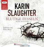 Blutige Fesseln, 3 Audio- CD, MP3