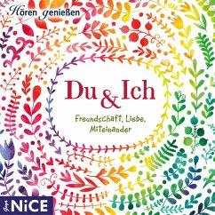 Du & ich, Audio-CD - Goethe, Johann Wolfgang von;Wilde, Oscar