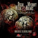 Dreißig Silberlinge / Oscar Wilde & Mycroft Holmes Bd.27 (1 Audio-CD)