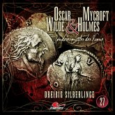 Oscar Wilde & Mycroft Holmes - Dreißig Silberlinge, Audio-CD