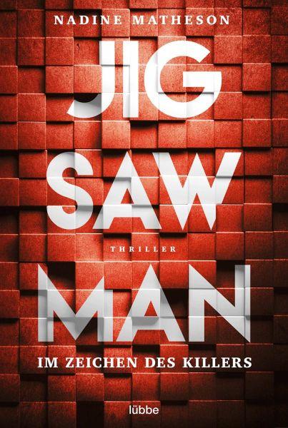 Jigsaw Man Im Zeichen des Killers von Nadine Matheson-Rezension