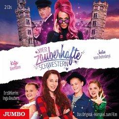 Vier zauberhafte Schwestern. Das Original-Hörspiel zum Film, 2 Audio-CD