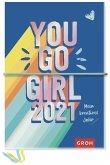 You go, girl! 2021 Mein kreatives Jahr