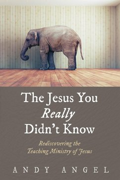 The Jesus You Really Didn't Know (eBook, ePUB)