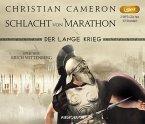 Schlacht von Marathon / Der lange Krieg Bd.2 (2 MP3-CDs)