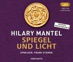 Spiegel und Licht / Tudor-Trilogie Bd.3 (4 MP3-CDs)