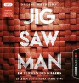 Jigsaw Man - Im Zeichen des Killers, 2 MP3-CD