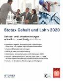 Stotax Gehalt und Lohn 2020, CD-ROM