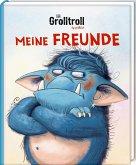 Freundebuch - Der Grolltroll - Meine Freunde