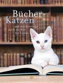 Bücher-Katzen