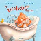 Das Picobello-Mäuschen - Nach dem Baden sieht die Maus wieder picobello aus (Pappbilderbuch)