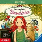 Hilfe per Eulenpost / Der magische Blumenladen Bd.11 (1 Audio-CD)
