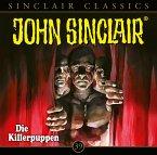 Die Killerpuppen / John Sinclair Classics Bd.39 (1 Audio-CD)