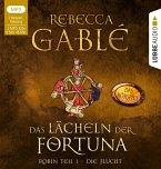 Das Lächeln der Fortuna Teil 1: Die Flucht / Waringham Saga Bd.1 (2 MP3-CDs)