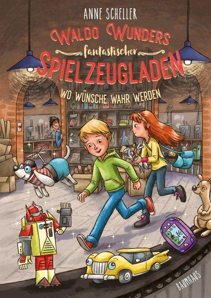 Buch-Reihe Waldo Wunder