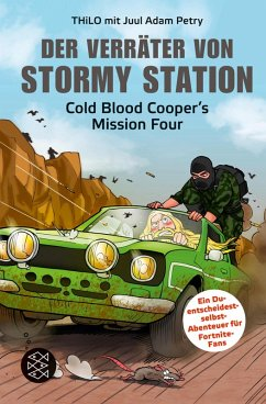 Der Verräter von Stormy Station / Cold Blood Cooper Bd.4 (eBook, ePUB) - Thilo