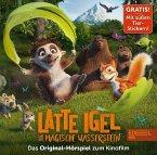 Latte Igel - Das Original-Hörspiel zum Kinofilm, 1 Audio-CD