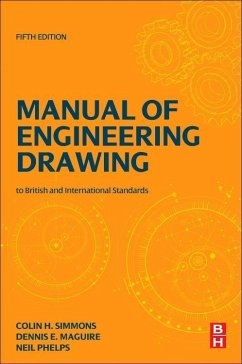 Manual of Engineering Drawing - Simmons, Colin