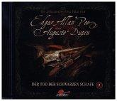 Die geheimnisvollen Fälle von Edgar Allan Poe und Auguste Dupin - Der Tod der schwarzen Schafe, 1 Audio-CD