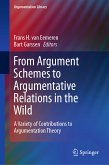 From Argument Schemes to Argumentative Relations in the Wild (eBook, PDF)