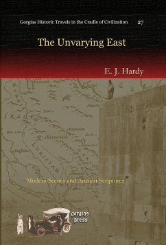The Unvarying East (eBook, PDF)