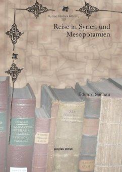 Reise in Syrien und Mesopotamien (eBook, PDF)