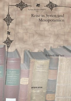Reise in Syrien und Mesopotamien (eBook, PDF)