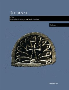 Journal of the Canadian Society for Coptic Studies (Volume 1) (eBook, PDF)