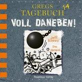 Voll daneben! / Gregs Tagebuch Bd.14 (MP3-Download)