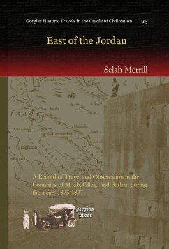 East of the Jordan (eBook, PDF)