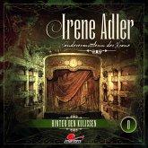Irene Adler, Sonderermittlerin der Krone, Folge: Hinter den Kulissen (MP3-Download)