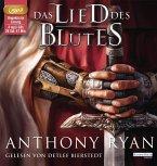 Das Lied des Blutes / Rabenschatten-Trilogie Bd.1 (4 MP3-CDs) (Mängelexemplar)