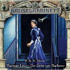 Gruselkabinett, Folge 155: Flaxman Low - Der Geist von Baelbrow (MP3-Download) - Heron, E.; Heron, H.