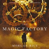 The Magic Factory (Oliver Blue and the School for Seers—Book One) (MP3-Download)