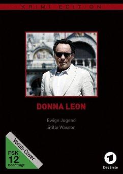 Donna Leon: Ewige Jugend / Stille Wasser - Diverse