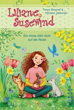 Ein Hase fällt nicht auf die Nase / Liliane Susewind ab 6 Jahre Bd.11 (eBook, ePUB) - Stewner, Tanya; Jablonski, Marlene