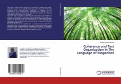 Coherence and Text Organization in The Language of Magazines