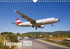 Flugzeuge 2020 by aeroTELEGRAPH (Wandkalender 2020 DIN A4 quer)