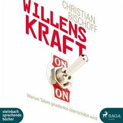 Willenskraft, 1 MP3-CD - Bischoff, Christian