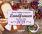 Mit den Lieblingsrezepten der Landfrauen durch das Jahr 2021
